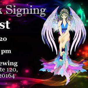 Nerdfest Book signing