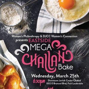 Eastside Mega Challah Bake