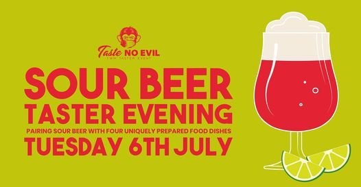Sour Beer Taster Evening, 6 July | Event in Colchester | AllEvents.in