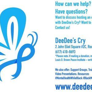 DeeDees Cry BIPOC Mental Health Awareness Month Celebration
