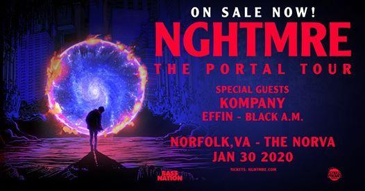 Nghtmre - The Portal Tour