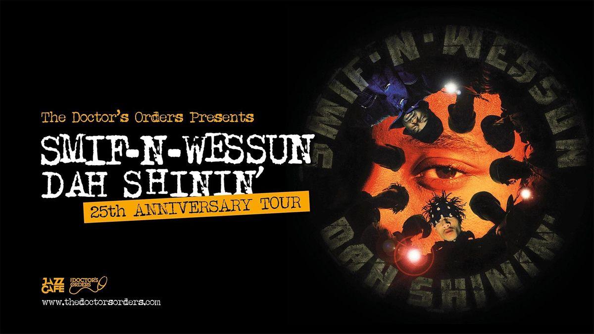 Smif-N-Wessun Dah Shinin 25 Anniversary
