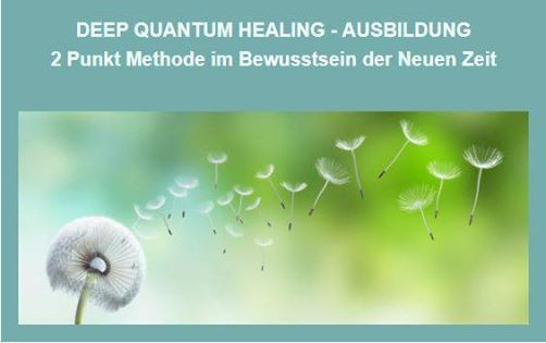 Deep Quantum Healing - Advanced