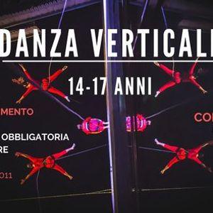 Corso Danza Verticale Ragazzi 14-17 ANNI sYnergiKa 202021