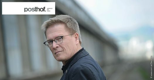 Paulus Hochgatterer Fliege fort fliege fort - Posthof Linz