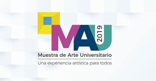 Muestra de Arte Universitario-2019.