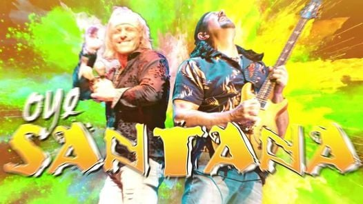 Oye Santana at the Key Theatre, 28 August | Event in Peterborough | AllEvents.in