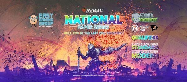 EGG National Paper Series 2021 Modern Qualifier, 4 September | Event in Germiston | AllEvents.in