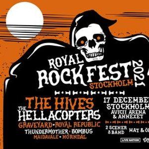Royal Rock Fest  Avicii Arena & Annexet Stockholm
