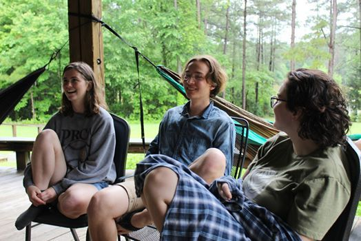 Young Adult Retreat  May 8-10