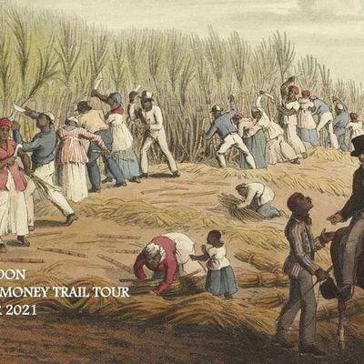 City Of London Slave Trade Money Trail Tour [Black History Month Special]