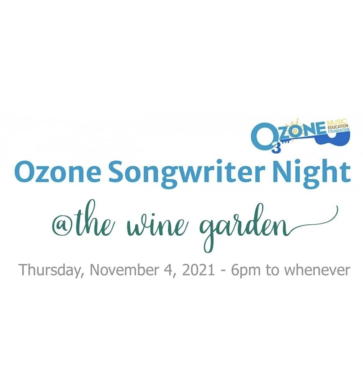 "Ozone Songwriter Night  ""Festival Eve"", 4 November | Event in Slidell | AllEvents.in"