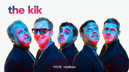 The Kik in Paradiso (nieuwe locatie / venue upgraded), 18 September | Event in Amsterdam | AllEvents.in