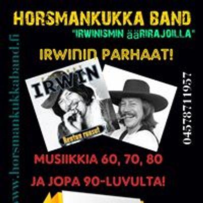 Horsmankukka Band