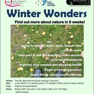 Winter Wonders course