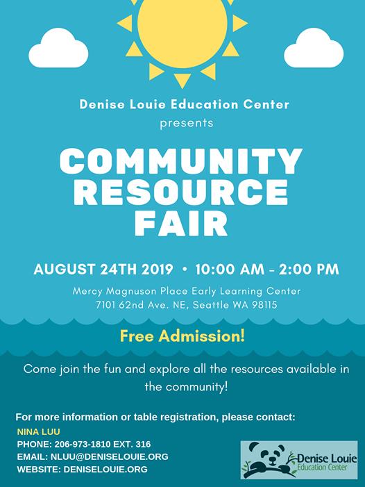DLECs Community Resource Fair