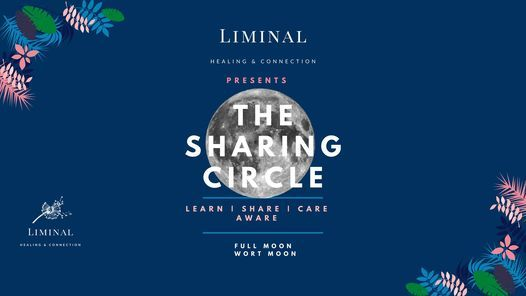 THE SHARING CIRCLE (AUGUST), 20 August   Event in Randburg   AllEvents.in