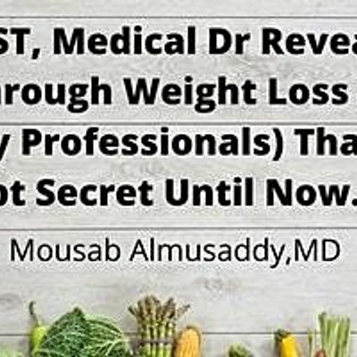 At Last Dr.  Reveals The Secrets to Long Term Weight Loss-Irvine