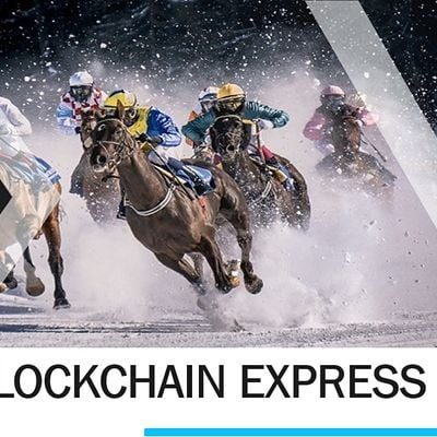 Blockchain Express Webinar  Kuala Lumpur