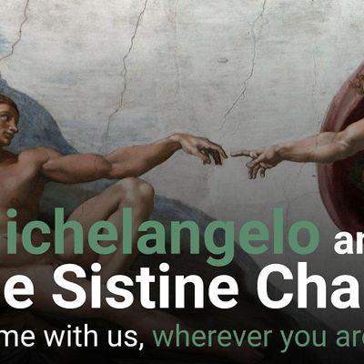 FREE Michelangelos Sistine Chapel Virtual Tour