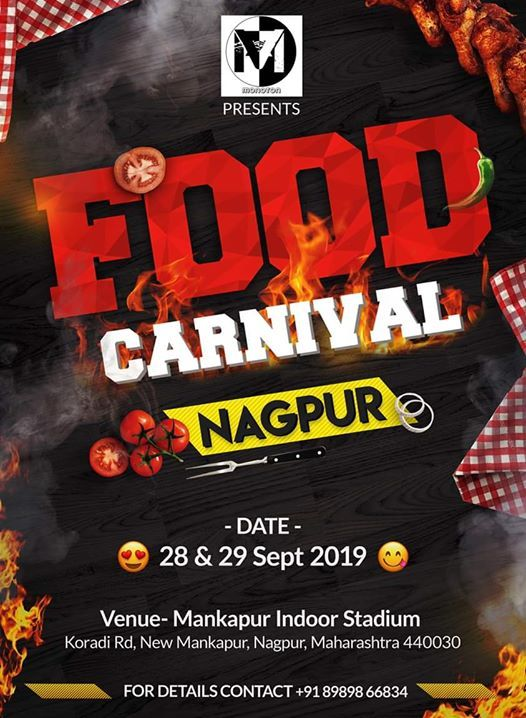 Nagpur Food Carnival 2019