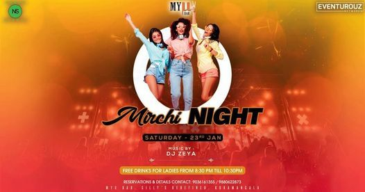 Saturday Mirchi Night (Bollywood and Punjabi Music) | Event in Mandya | AllEvents.in