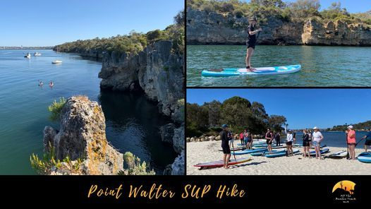 Point Walter SUP Hike, 21 March | Event in Hope Valley | AllEvents.in
