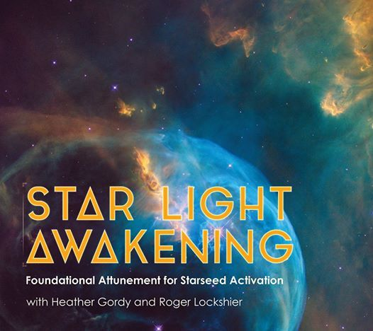 Star Light Awakening: Attunement for Starseed Activation at Crystal