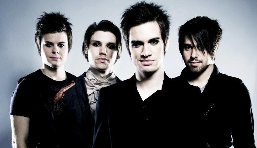 panic the disco my chemical romance fall out boy a lovely dj tribute at the monkey barrel. Black Bedroom Furniture Sets. Home Design Ideas