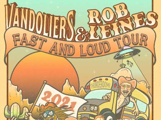 KBCS Presents: Vandoliers w/ Rob Leines & The Hasslers | Event in Seattle | AllEvents.in