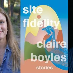 P&P Live Claire Boyles  Site Fidelity with Alexander Chee