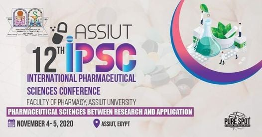 12th International Pharmaceutical Sciences Conference IPSC, 4 November | Event in Heliopolis | AllEvents.in
