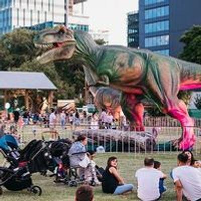 Dinosaur Festival Australia