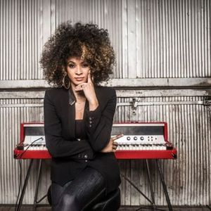 Kandace Springs in Paradiso Noord