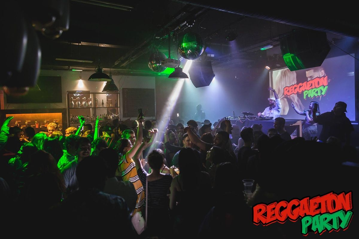Reggaeton Party (Manchester), 30 January   Event in Manchester   AllEvents.in