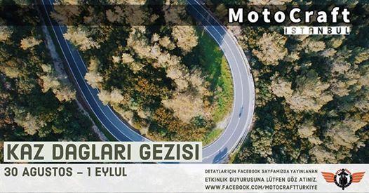 Kaz Dalar Gezisi