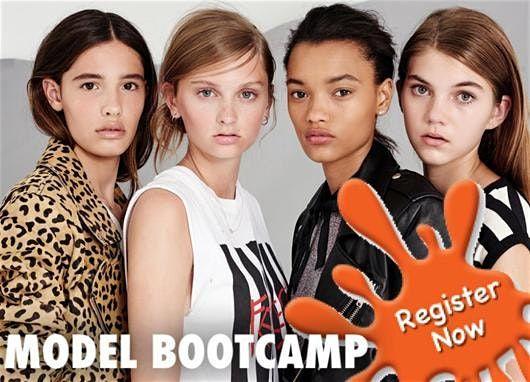 Fashion Roxx Model Bootcamp Special NYC