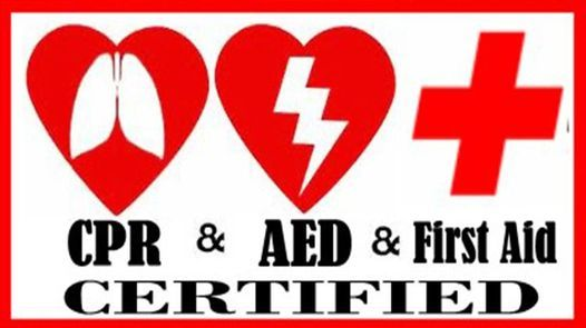 CPR First Aid AED Certification Class, 29 May | Event in Phoenixville | AllEvents.in