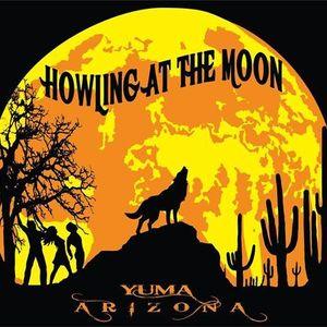 April Howling At The Moon - Yuma