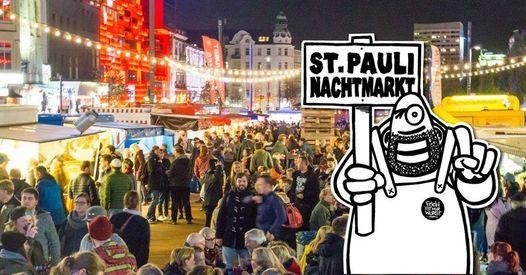St. Pauli Nachtmarkt 2021 | Event in Hamburg | AllEvents.in