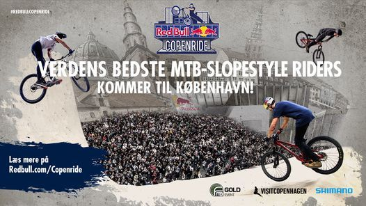 Red Bull Copenride, 13 August | Event in Herlev | AllEvents.in