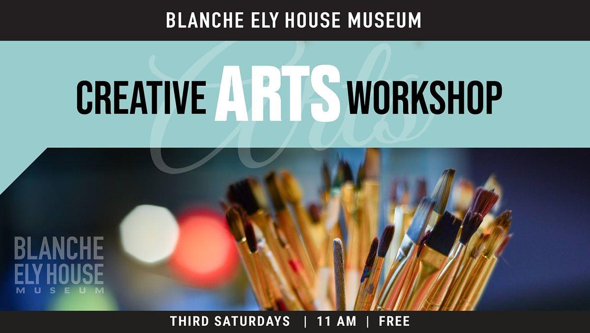 Creative Artmaking Workshops