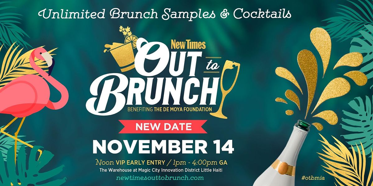 Miami New Times Out to Brunch 2020