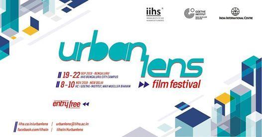Urban Lens Film Festival 2019  Bengaluru