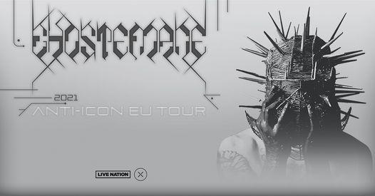 Ghostemane ANTI-ICON Tour | Fryshuset, Stockholm, 9 September | Event in Stockholm | AllEvents.in