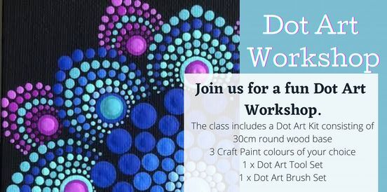 Dot Art Workshop, 19 May | Event in Boksburg | AllEvents.in