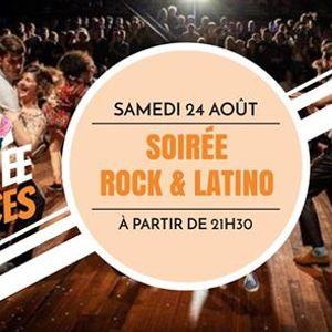 Soire Rock et Latino