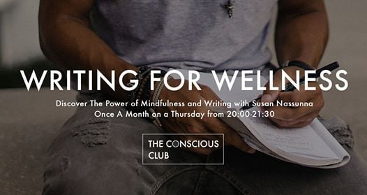 Writing For Wellness  The Power of Mindfulness & Writing