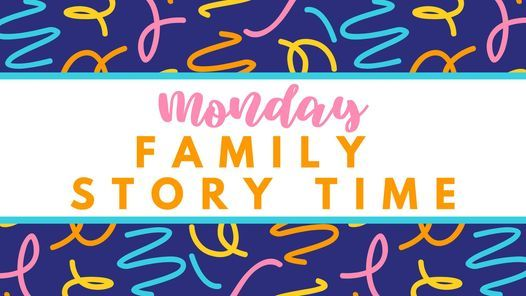 Monday Family Story Time, 30 November | Event in Royal Oak | AllEvents.in