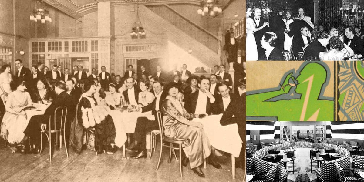 'London's Underground Nightlife & Nightclubs of the 1920s & 30s' Webinar, 16 November | Online Event